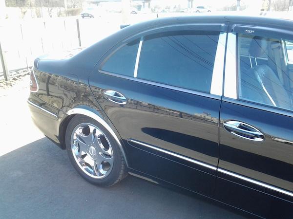 BMW E36 Maxton Design