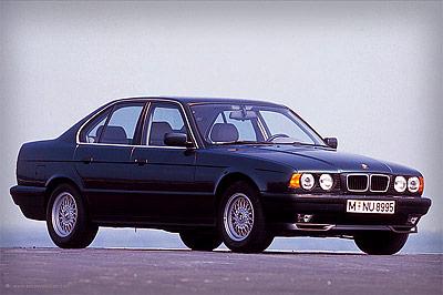 BMW E34 серия 5