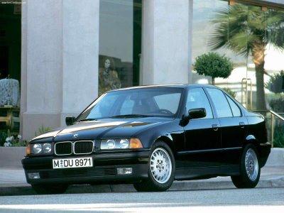 BMW E36 3-я серии