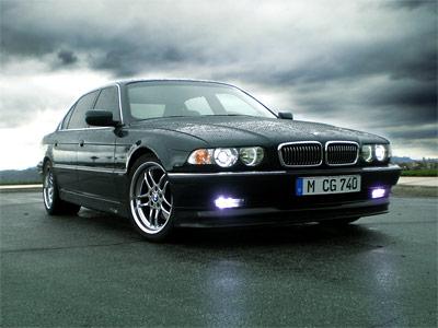 BMW E38 7 серия