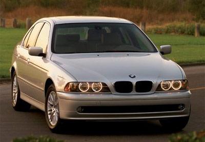 BMW E39 5 серия