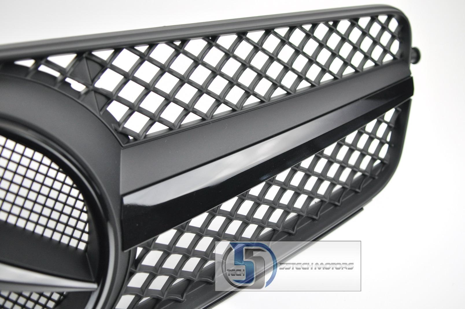 Решетка Радиатора W204 Стиль C63 Amg